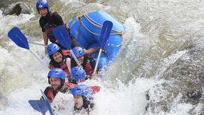 Enjoy The Ride [Rafting Sungai Cisadane]