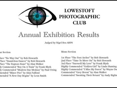 Annual Exhibition