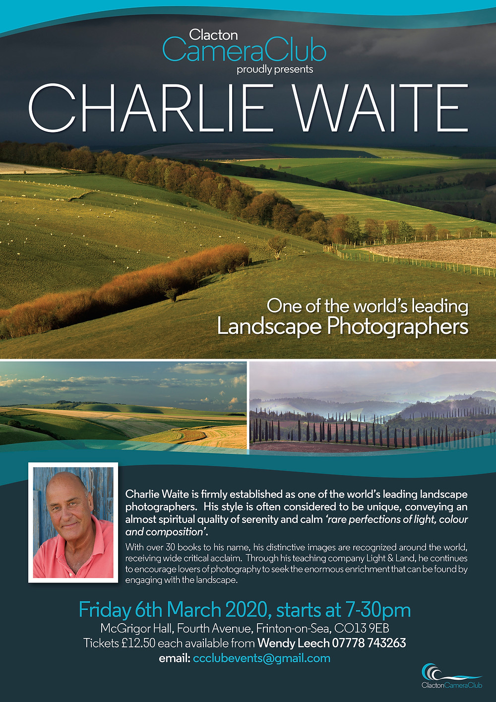 Charlie Waite Landscape Photographer