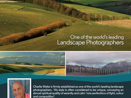 At Clacton Camera Club Friday 6th March 2020 - Charlie Waite