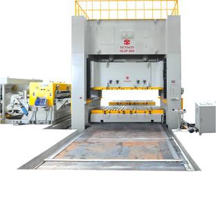 Prensa Mecânica Link Motion