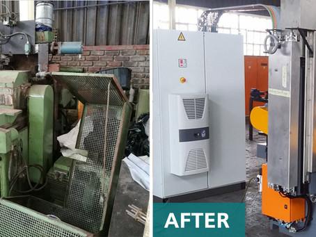 Retrofit: como aumentar a produtividade de instalações industriais a um baixo custo