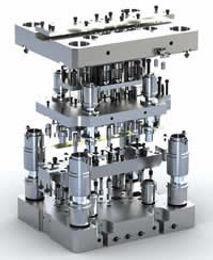 Projetos de Estampos em CAD 3D