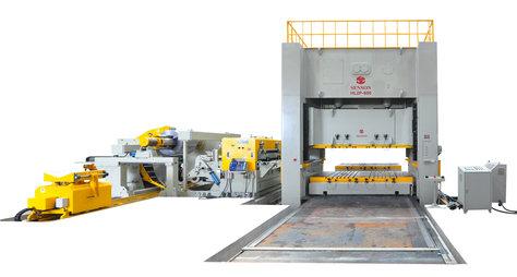 Prensa mecância 600 ton