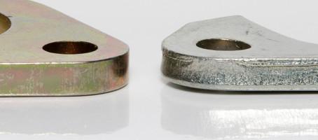 Comparativo entre os processos de corte convencional e fineblanking