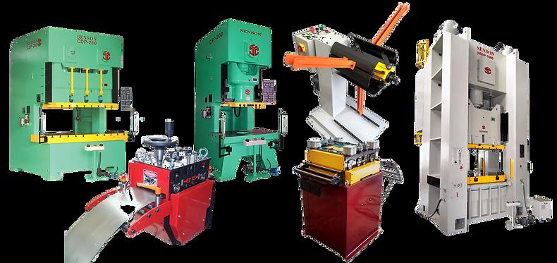 Prensas Mecânicas e automação de prensas