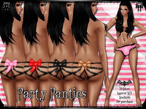 💎 Party Panties
