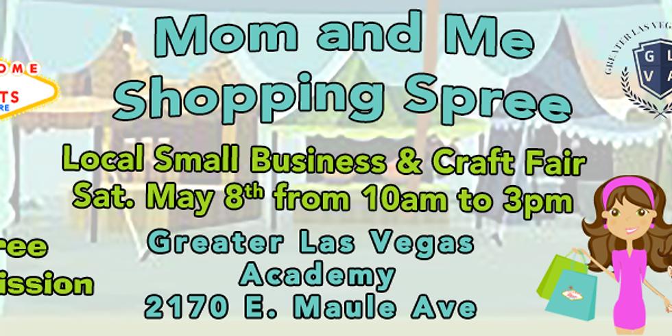 Mom & Me Shopping Spree