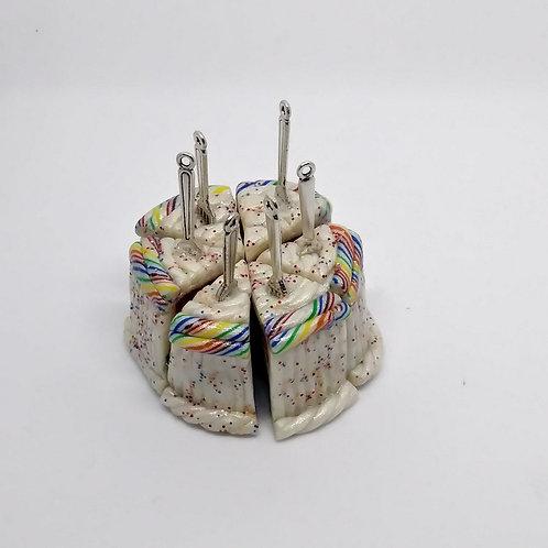 💎 Rainbow Cake Charms V1
