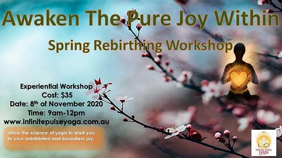Spring clean rebirthing workshop 2020.jp