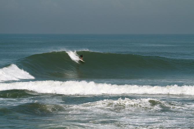 echobeach surf spot