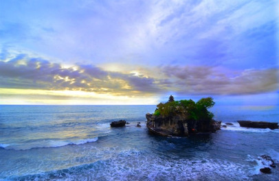 tanah lot temple only 20 min drive from canggubeachapartments