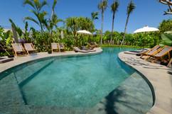 canggubeachapartments swimming pool
