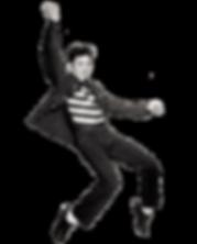 Elvis Presley Moe Fatz