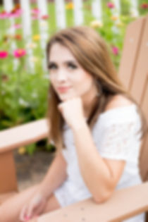 Senior Portrait Photographer in Swansboro NC