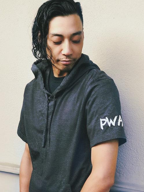 """""""PWA"""" Exclusive Men's Jersey Hoodie"""