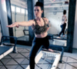 Pilates with Ashlee~PWA Los Angeles, California