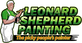 Leonard Shepherd Painting