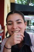 """Lariza Reyes Estudio arquitectura en el ITESM Campus Toluca. A partir del 2013 retoma su relación con la danza, profundizando en el estudio del movimiento y la relación espacio-movimiento, usándolo como medio de autoconocimiento y expresión. Ha tomado cursos con coreógrafos nacionales e internacionales como: Aladino R. Blanca (Moving Air & Contact, Flying Low & Passing Through), Katia Castañeda (Susuki y Viewpoints), Frank Micheletti (Space in Action(s)), David Zambrano (Flaying Low and Improvisation for performers), Jennifer Nugent (Experiencing Technique), Ishmael Houston-Jones (Doing It). En Abril del 2015 formo parte del performance Shore dirigido por Emily Johnson en New York. En Enero del 2016 presento el Performance """"Anna and the scarred ghost"""" dentro de las Series de Movement Research en Judson Church en Nueva York."""