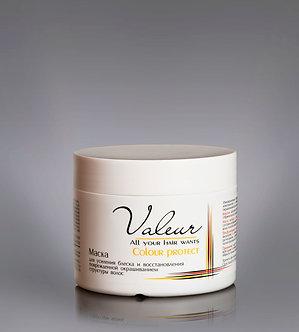 Маска для усиления блеска и восстановления волос.