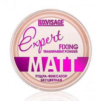 Пудра-фиксатор Expert Matt бесцветная.