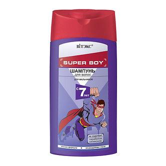 SUPER BOY Шампунь для волос.