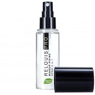 Спрей-фиксатор макияжа RELOUIS PRO Makeup Fixing Spray 3 in 1.