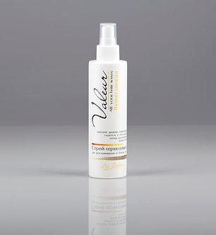 Спрей-термозащита для разглаживания и блеска волос.