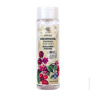 Освежающая мицеллярная вода для всех типов кожи, 250 мл серии.