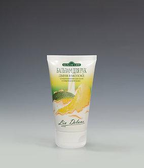 Бальзам для рук «Дыня в молоке», суперувлажнение для сухой и поврежденной кожи.