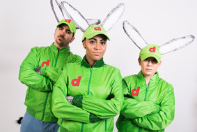 Donkey and The Crew - AnimAlphabet The Musical