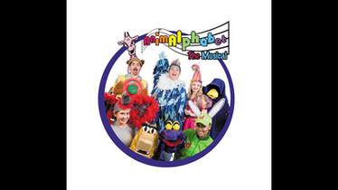 AnimAlphabet LIVE at CAMP BESTIVAL