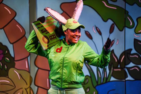 Donkey - AnimAlphabet The Musical