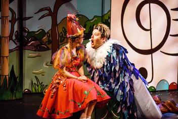 Cockatoo and Metro The Gnome