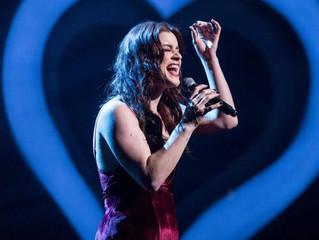 Eurovision! Congratulations Lucie!