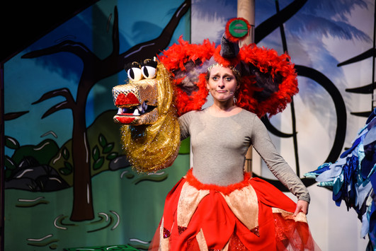 Elephant - AnimAlphabet The Musical