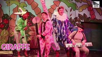 AnimAlphabet The Musical - Video Trailer (Extended Version)