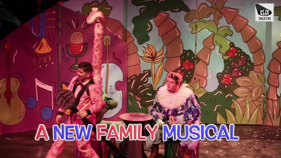 AnimAlphabet The Musical - Trailer