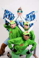 Donkey and Cockatoo - AnimAlphabet The Musical