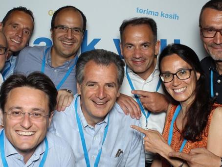 Marco Venturelli a 'Il lavoro che funziona': buona la prima!