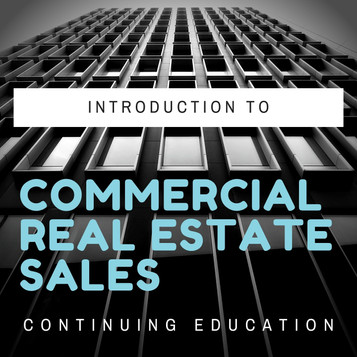 Introduction to Commerical Real Estate Sales
