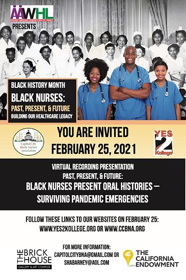 Nurses Black history flyer 2021link2.png