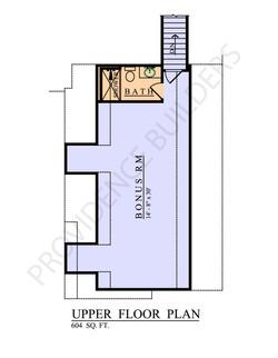 Heathermoor II Upper Floor