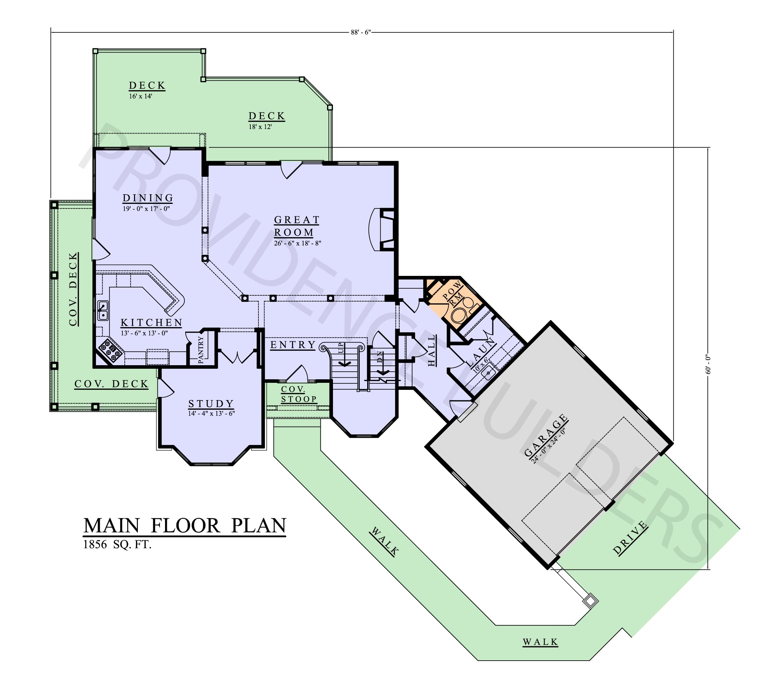 Lacour Main Plan