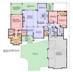 Woodhall Main Plan