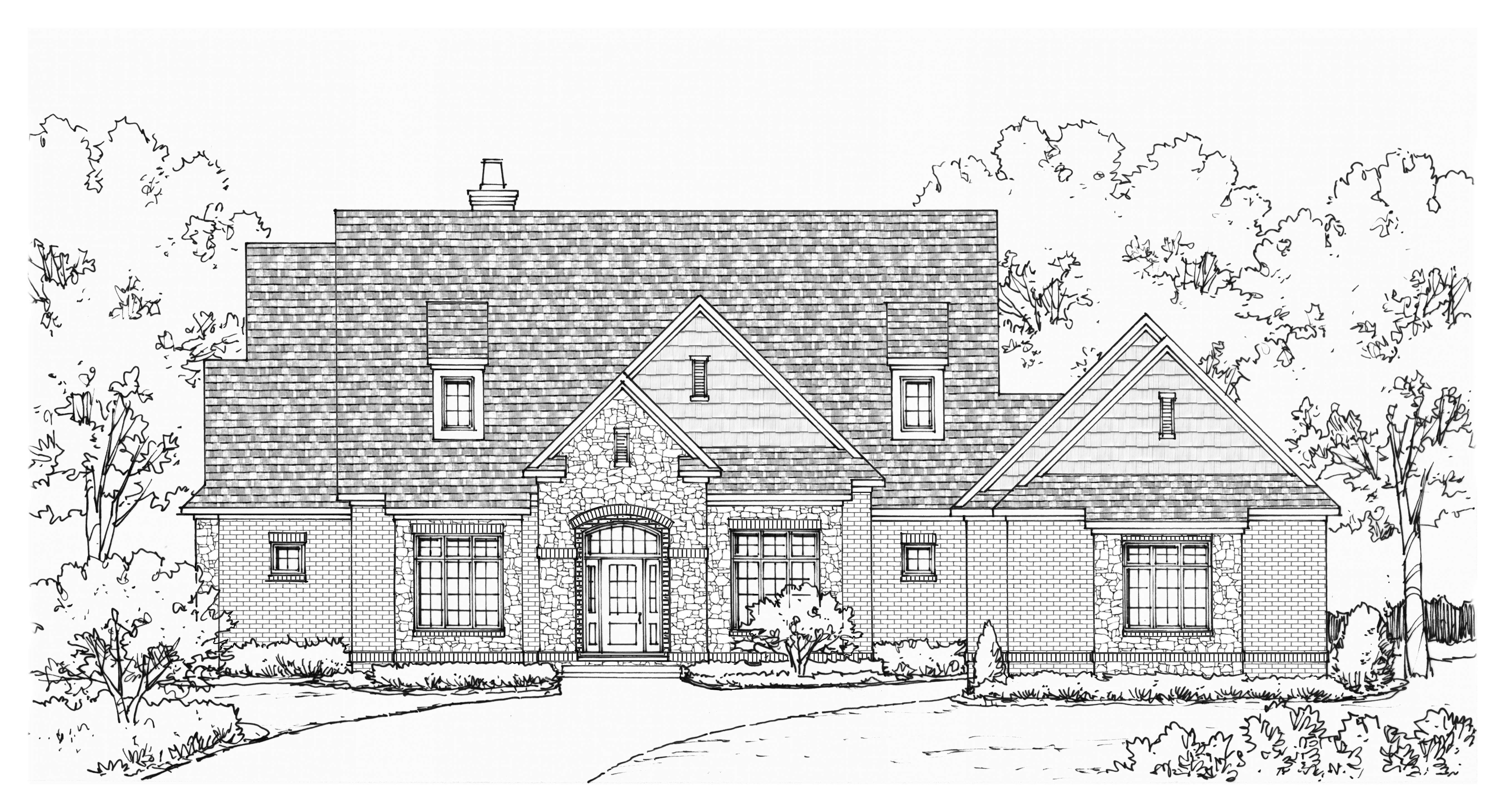 Hampshire Rendering