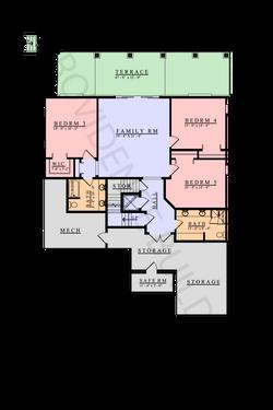 Lyon Lower Plan