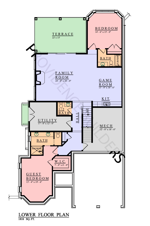 Saint-Clair Lower Plan