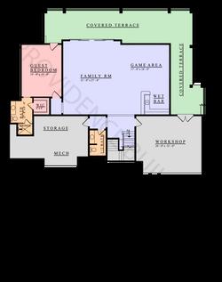 Saint-Pierre Lower Plan