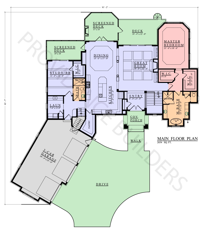 Manchester Main Plan